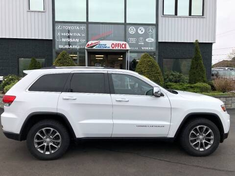 2014 Jeep Grand Cherokee for sale at Advance Auto Center in Rockland MA