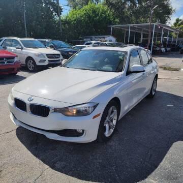 2013 BMW 3 Series for sale at America Auto Wholesale Inc in Miami FL