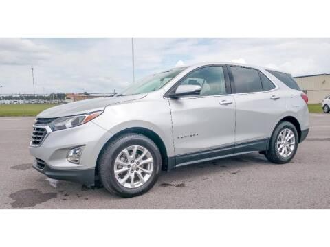 2018 Chevrolet Equinox for sale at CourtesyValueBB.com in Breaux Bridge LA