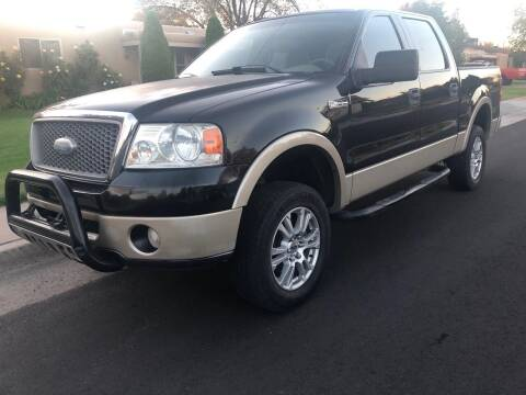 2007 Ford F-150 for sale at DPM Motorcars in Albuquerque NM
