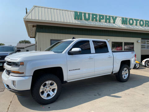 2018 Chevrolet Silverado 1500 for sale at Murphy Motors Next To New Minot in Minot ND