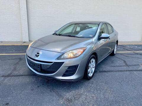 2010 Mazda MAZDA3 for sale at Carland Auto Sales INC. in Portsmouth VA