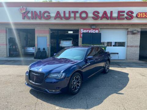 2015 Chrysler 300 for sale at KING AUTO SALES  II in Detroit MI