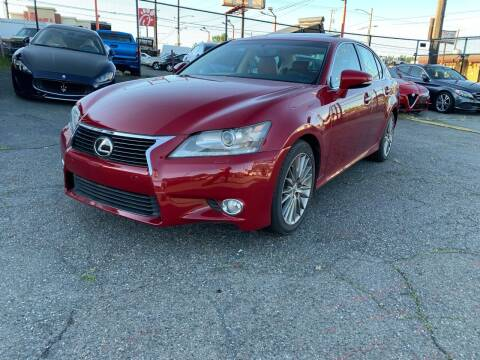 2013 Lexus GS 350 for sale at First Union Auto in Seattle WA