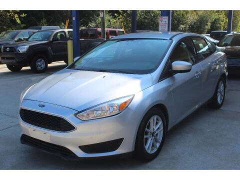 2018 Ford Focus for sale at Inline Auto Sales in Fuquay Varina NC