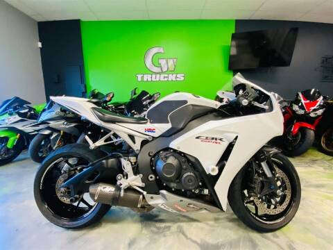 2012 Honda CBR1000rr for sale at Greenway Auto Sales in Jacksonville FL