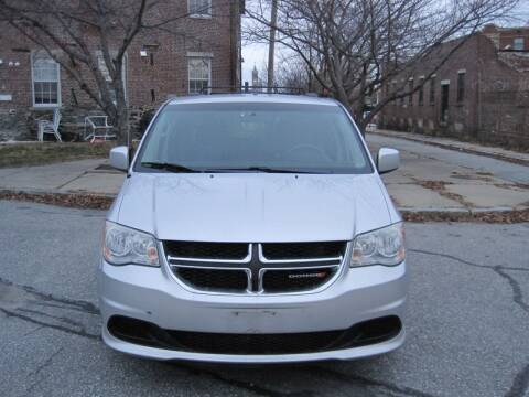 2012 Dodge Grand Caravan for sale at EBN Auto Sales in Lowell MA