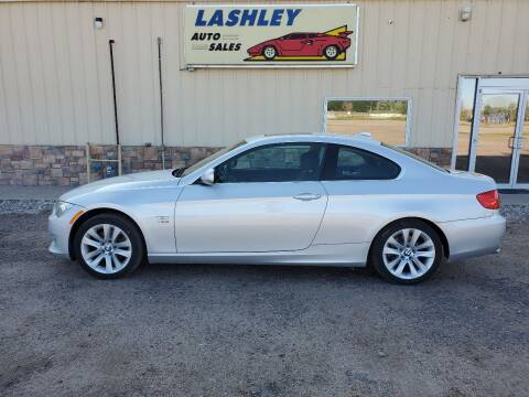 2012 BMW 3 Series for sale at Lashley Auto Sales in Mitchell NE