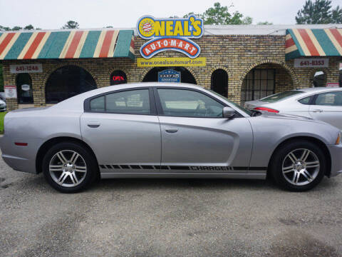 2013 Dodge Charger for sale at Oneal's Automart LLC in Slidell LA