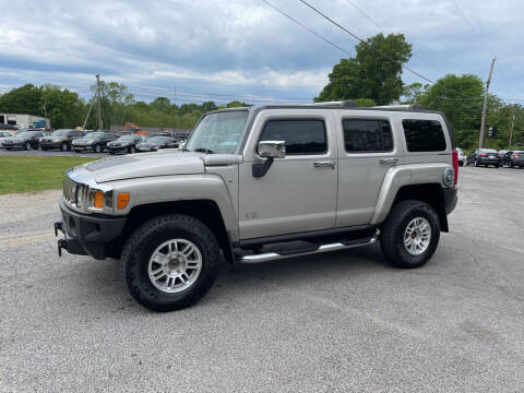 2007 HUMMER H3 for sale at Adairsville Auto Mart in Plainville GA