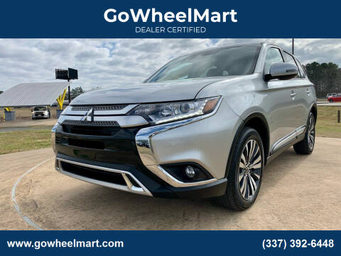 2020 Mitsubishi Outlander for sale at GOWHEELMART in Available In LA