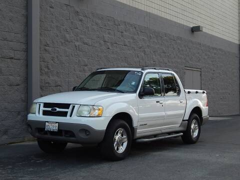 2001 Ford Explorer Sport Trac for sale at Gilroy Motorsports in Gilroy CA