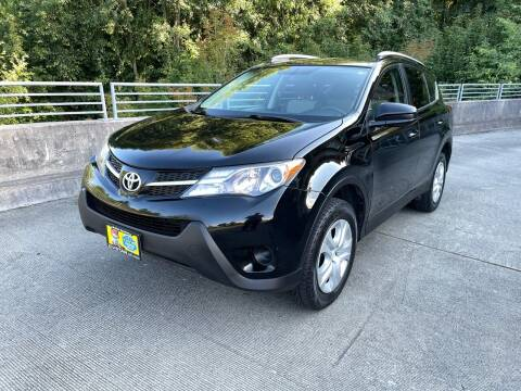 2013 Toyota RAV4 for sale at Zipstar Auto Sales in Lynnwood WA