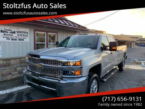 2019 Chevrolet Silverado 2500HD for sale at Stoltzfus Auto Sales in Lancaster PA