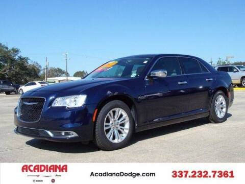 2016 Chrysler 300 for sale at Acadiana Automotive Group - Acadiana DCJRF Lafayette in Lafayette LA