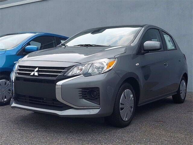 2021 Mitsubishi Mirage for sale at ANYONERIDES.COM in Kingsville MD