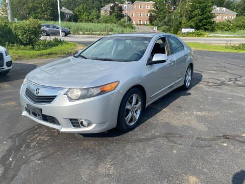 2012 Acura TSX for sale at Turnpike Automotive in North Andover MA