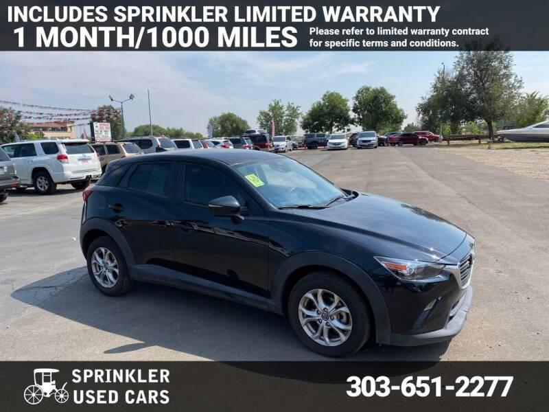 2019 Mazda CX-3 for sale at Sprinkler Used Cars in Longmont CO