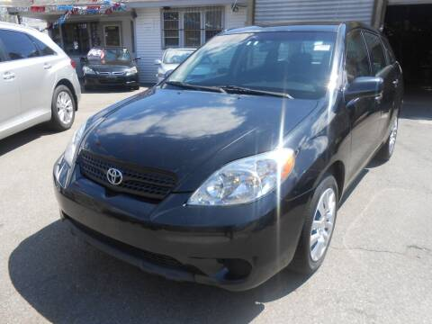 2008 Toyota Matrix for sale at N H AUTO WHOLESALERS in Roslindale MA