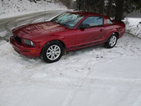 2007 Ford Mustang for sale at W.R. Barnhart Auto Sales in Altoona PA