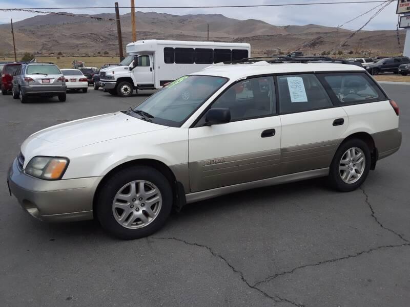 2002 Subaru Outback AWD 4dr Wagon - Carson City NV