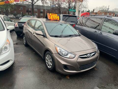 2013 Hyundai Accent for sale at Metro Auto Exchange 2 in Linden NJ