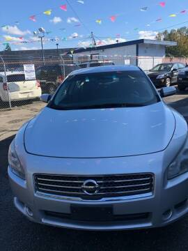 2011 Nissan Maxima for sale at ALHAMADANI AUTO SALES in Spanaway WA