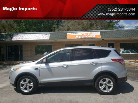 2015 Ford Escape for sale at Magic Imports in Melrose FL
