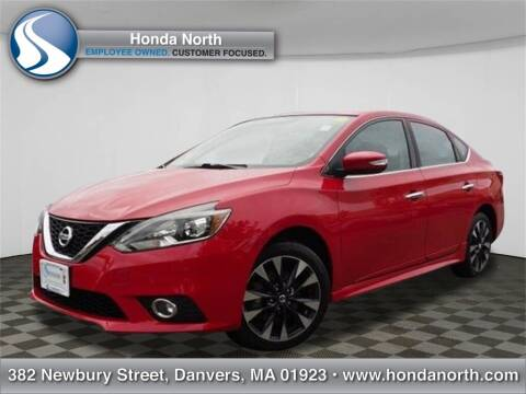 2017 Nissan Sentra for sale at 1 North Preowned in Danvers MA