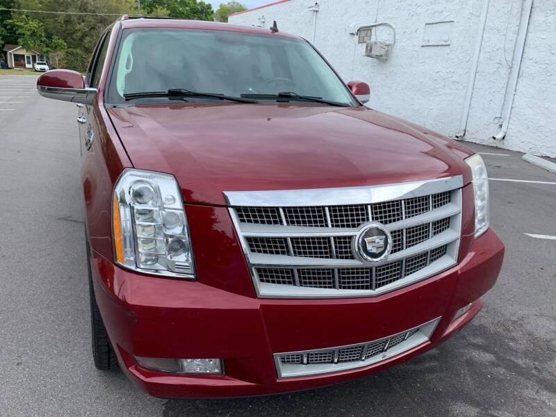 2009 Cadillac Escalade Hybrid for sale at LUXURY AUTO MALL in Tampa FL