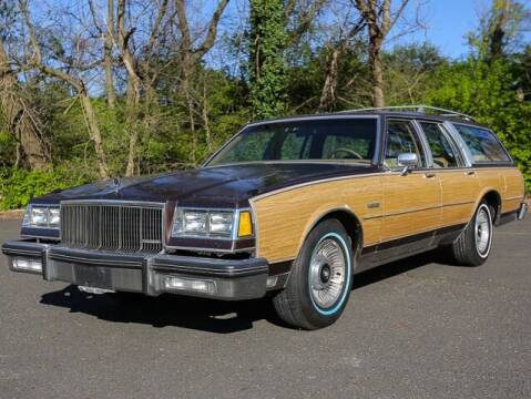 1988 Buick Electra for sale at Professionals Auto Sales in Philadelphia PA