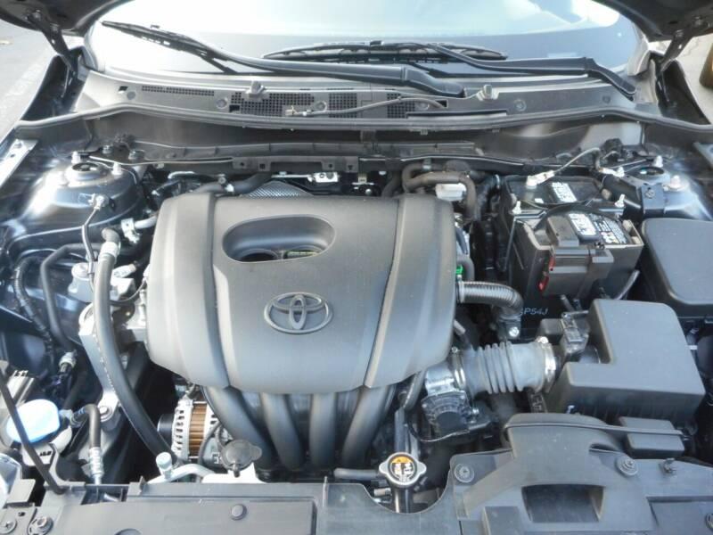 2018 Toyota Yaris iA 4dr Sedan 6A - Roseville CA