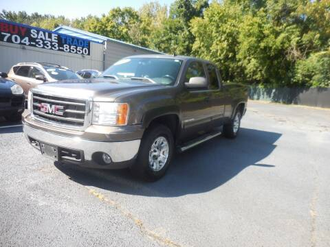 2007 GMC Sierra 1500 for sale at Uptown Auto Sales in Charlotte NC