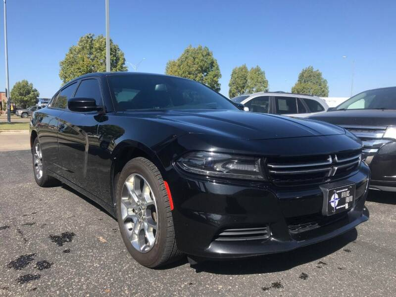 2016 Dodge Charger for sale at Atlas Auto in Grand Forks ND