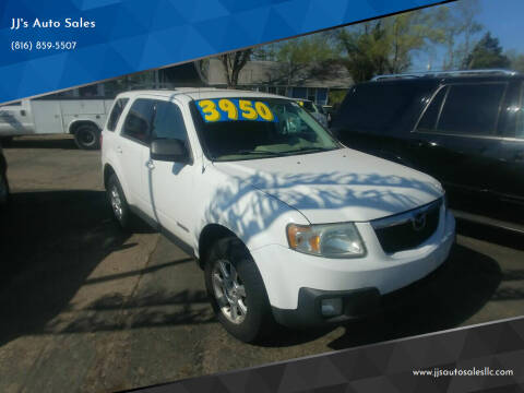 2008 Mazda Tribute for sale at JJ's Auto Sales in Independence MO