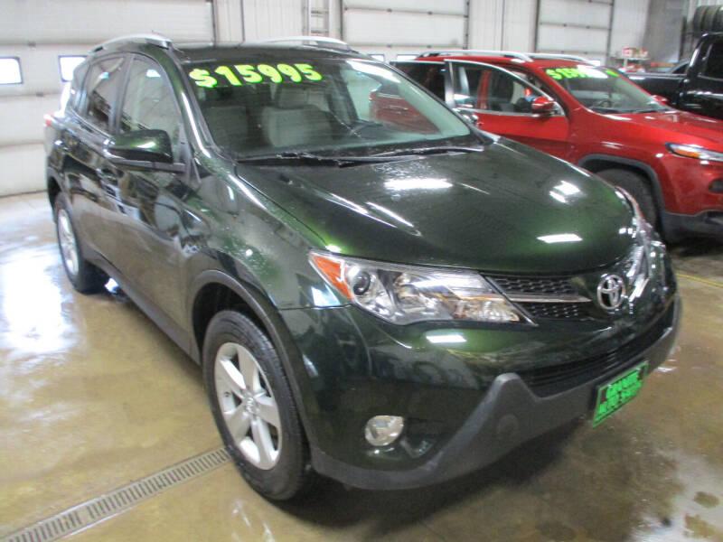2013 Toyota RAV4 for sale at Granite Auto Sales in Redgranite WI