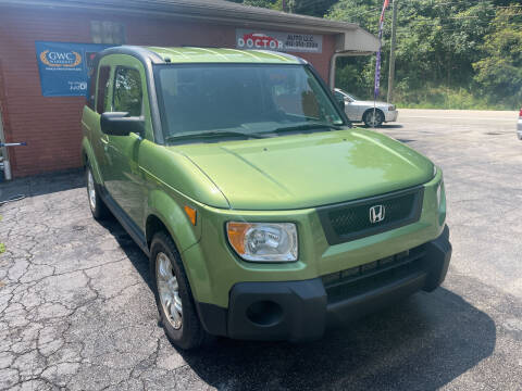 2006 Honda Element for sale at Doctor Auto in Cecil PA
