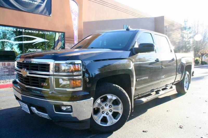 2015 Chevrolet Silverado 1500 for sale at CK Motors in Murrieta CA
