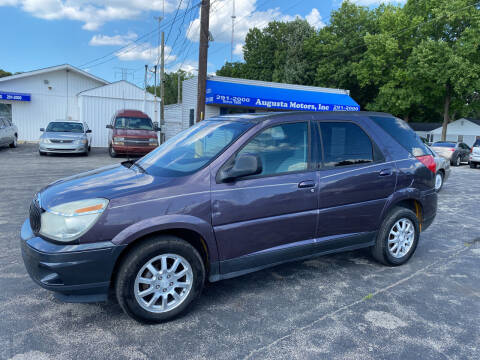 2007 Buick Rendezvous for sale at Augusta Motors Inc in Indianapolis IN