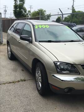 2005 Chrysler Pacifica for sale at Square Business Automotive in Milwaukee WI