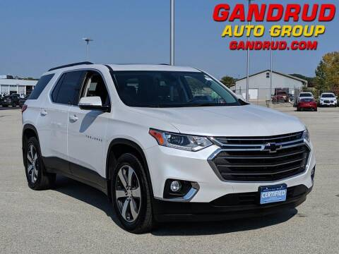 2019 Chevrolet Traverse for sale at Gandrud Dodge in Green Bay WI