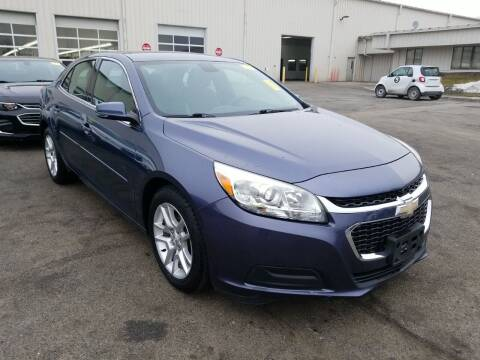 2014 Chevrolet Malibu for sale at MOUNT EDEN MOTORS INC in Bronx NY
