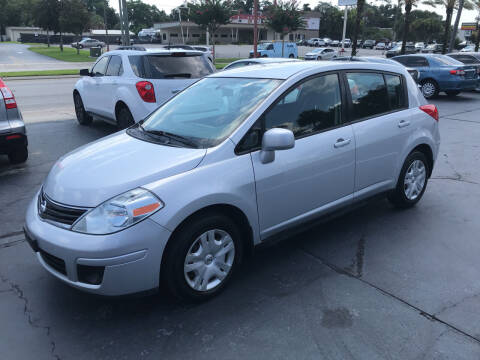 2011 Nissan Versa for sale at Riviera Auto Sales South in Daytona Beach FL