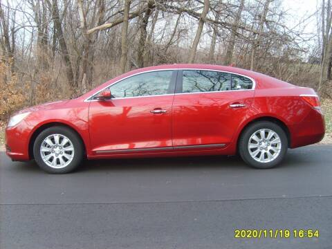 2013 Buick LaCrosse for sale at Northport Motors LLC in New London WI