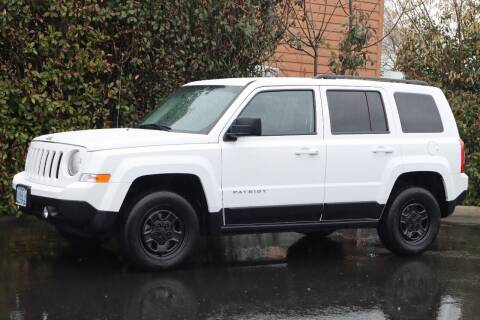 2017 Jeep Patriot for sale at Beaverton Auto Wholesale LLC in Aloha OR