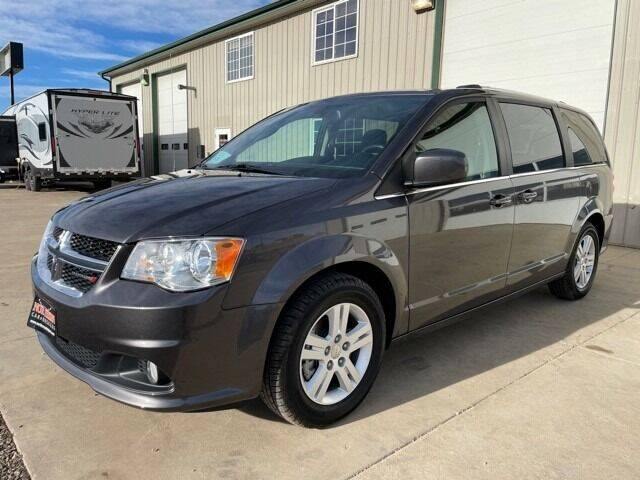 2019 Dodge Grand Caravan for sale at Northern Car Brokers in Belle Fourche SD