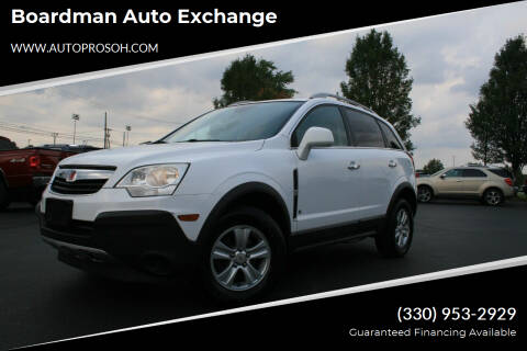 2008 Saturn Vue for sale at Boardman Auto Exchange in Youngstown OH
