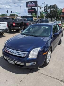 2007 Ford Fusion for sale at Corridor Motors in Cedar Rapids IA