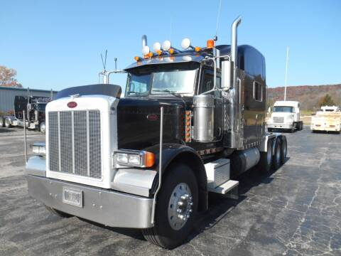 2007 Peterbilt 379 for sale at Maczuk Automotive Group in Hermann MO
