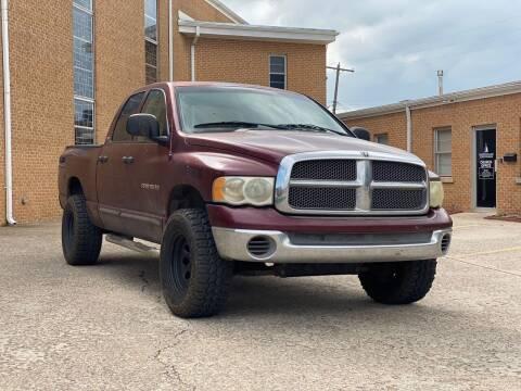 2002 Dodge Ram Pickup 1500 for sale at Auto Start in Oklahoma City OK